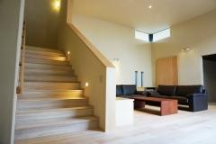 家族の部屋 階段室