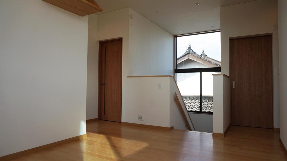 2階階段室 2階ホール
